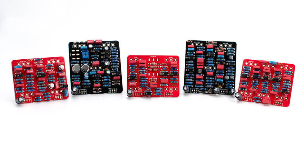 New PCBs for Pi Day, 3/14/19