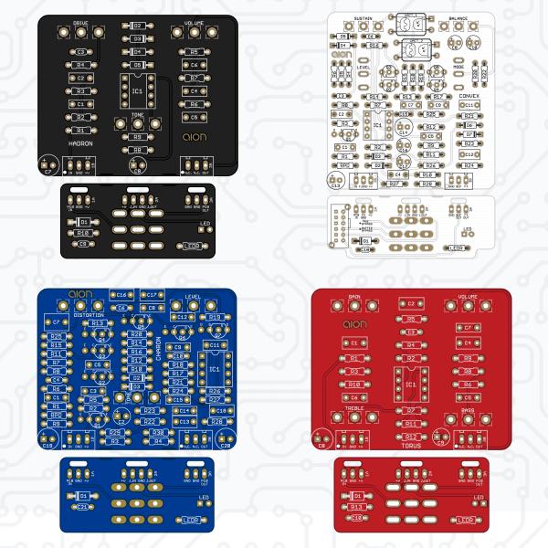 New PCBs 8/4/2019