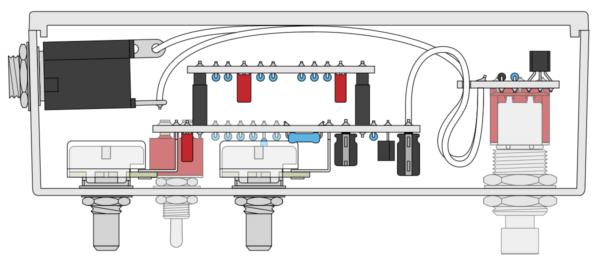Hypercube assembly diagram