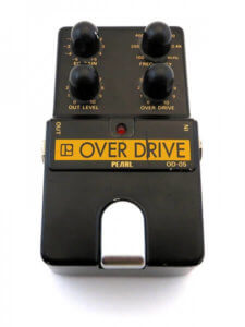 Pearl OD-05 Overdrive Guitar Pedal