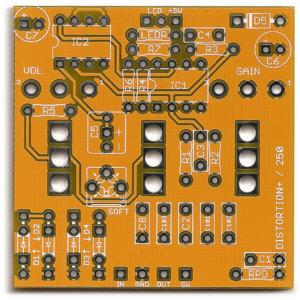 Aphelion - MXR Distortion Plus, DOD 250