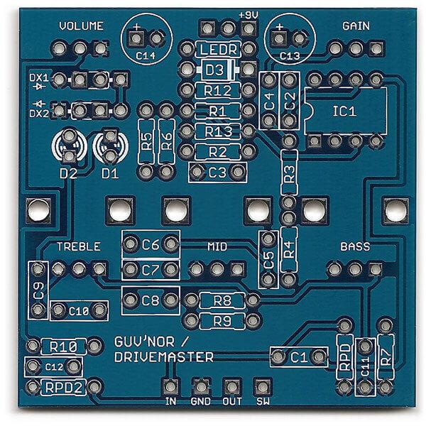 Equinox (Legacy) PCB
