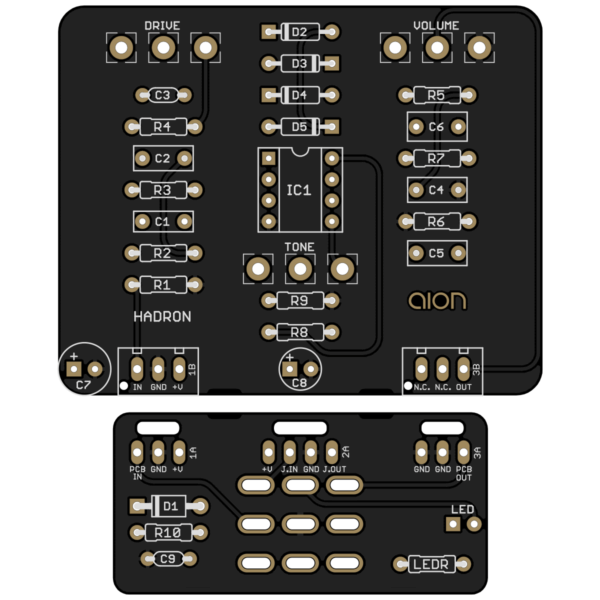 hadron-dynamic-overdrive-pcb