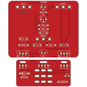 Hydra - Catalinbread Naga Viper PCB