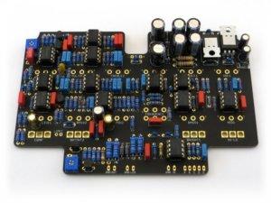 L5 Preamp PCB