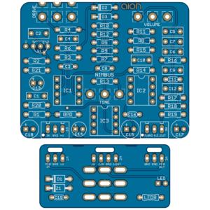 Nimbus Dynamic Overdrive - Maxon OD-820 Overdrive Pro