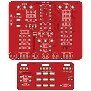 Prism FET Amplifier - Boss FA-1