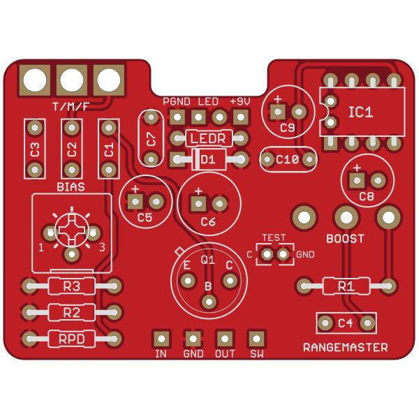 Radian (Legacy) PCB