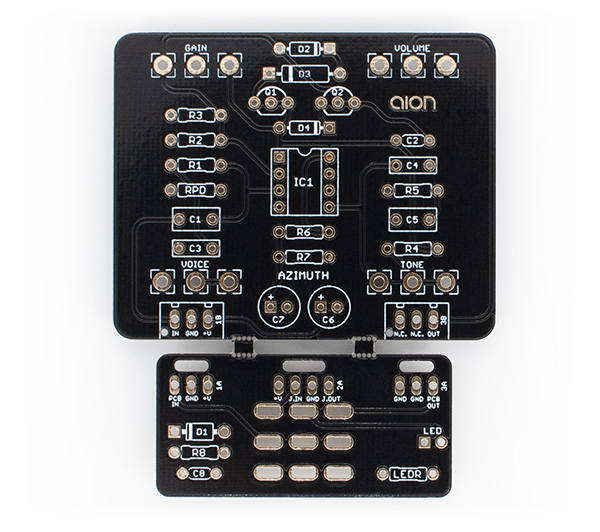 Aion FX kit - unpopulated PCB